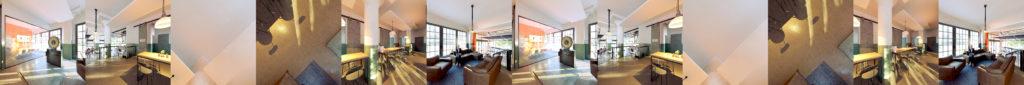 4D Immersive Upper Lobby Environment